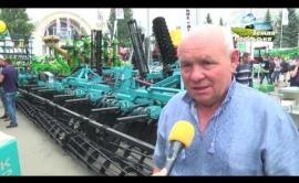 Embedded thumbnail for Відео-огляд виставки АГРО-2017 м.Київ